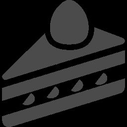 ショートケーキアイコン