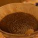 コーヒーの蒸らし